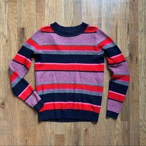 Tommy Hilfiger Candy Stripe Sweater